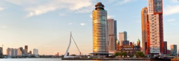 Moved to Rotterdam